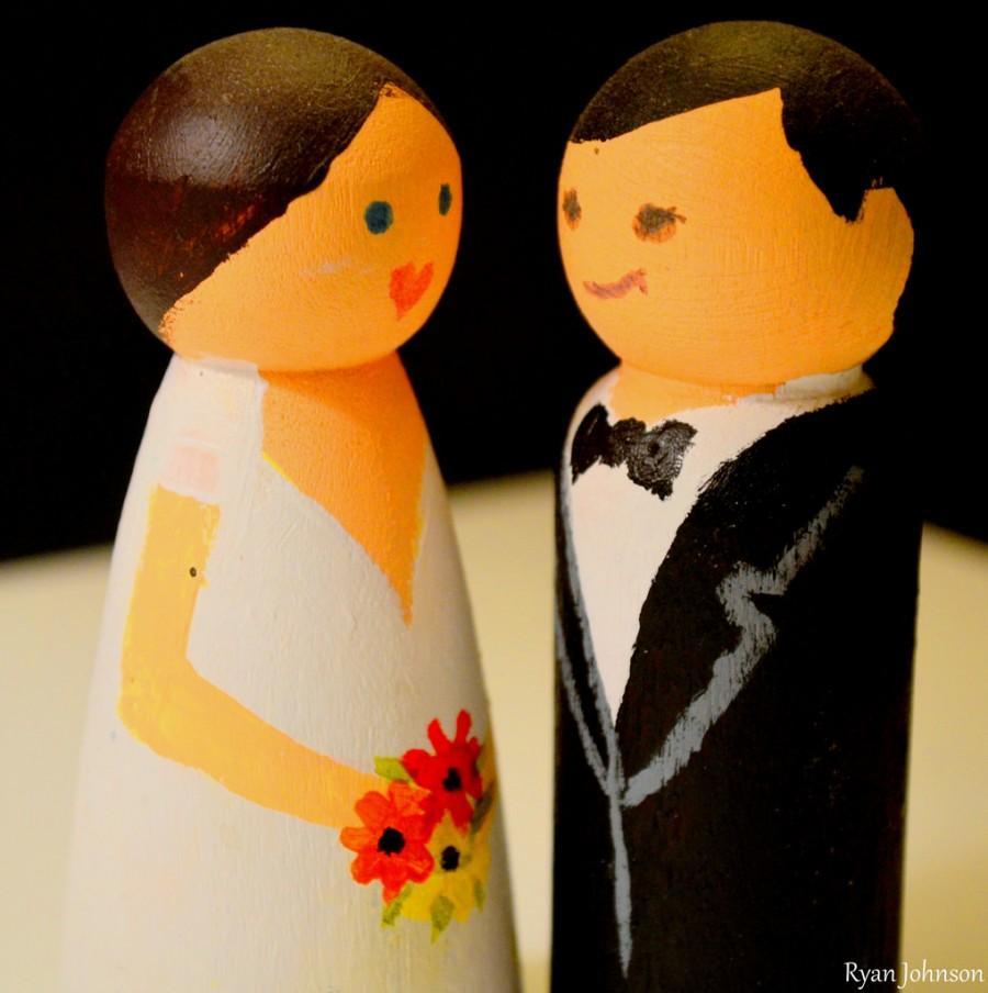 Hochzeit - Tortendekoration