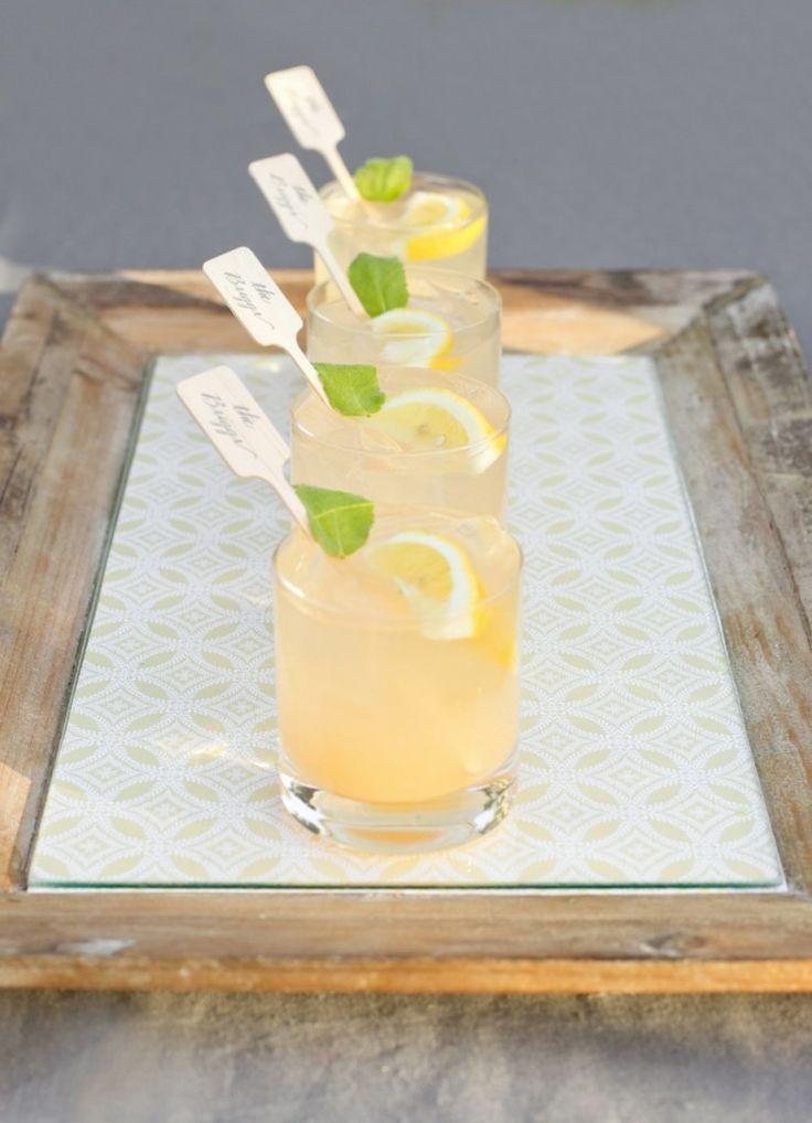 Hochzeit - Fancy Drinks