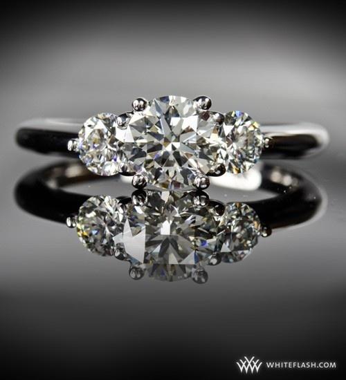 Свадьба - Три Каменных Кольца Для Помолвки - Прошлое, Настоящее И Навсегда