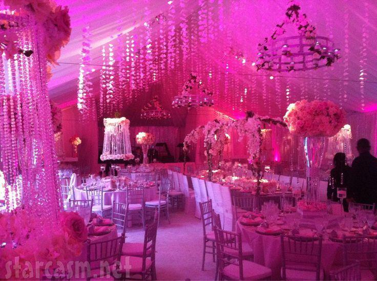 Düğün - Sıcak Pembe/Fuşya Düğün Paleti