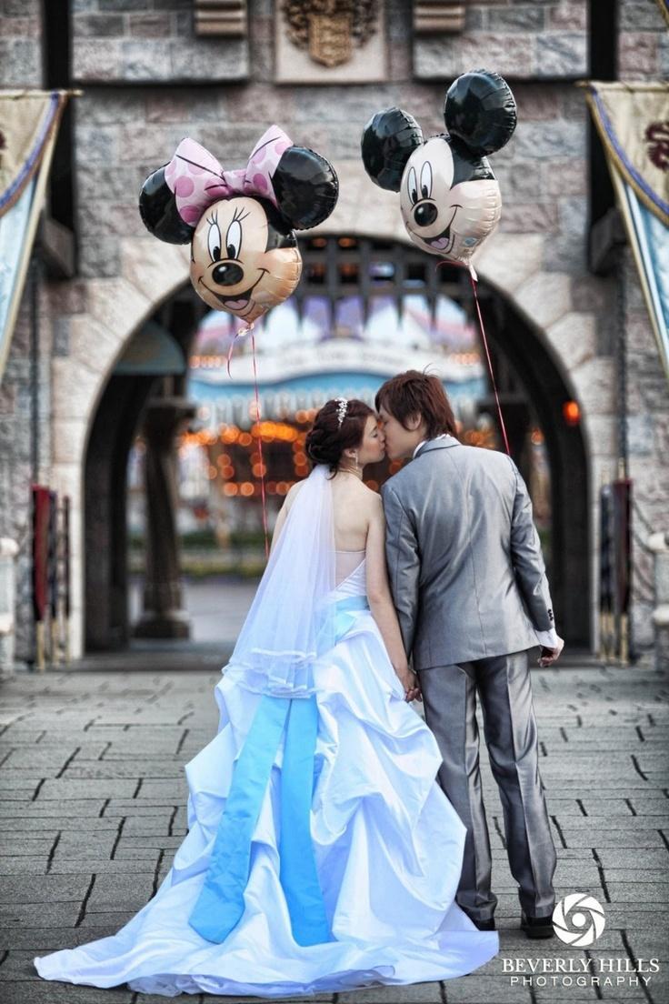 Свадьба - Сказочное Фото Ops