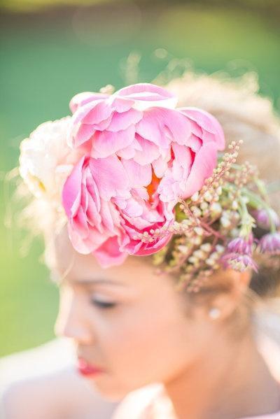 Hochzeit - Weddings! Wunderschöne Frisuren