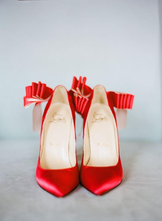 Mariage - ♥ ♥ princesse Shoes