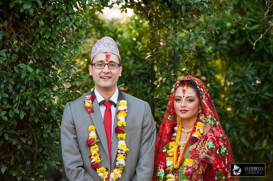 Photo - Nepali Bride And Groom #2082056 - Weddbook
