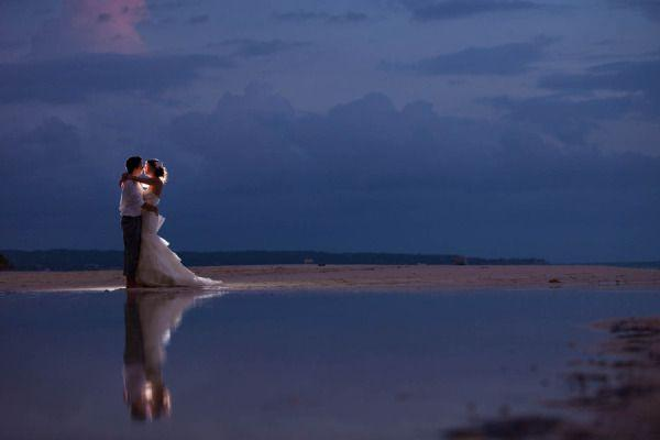 Свадьба - Тропический Свадебная Фотография