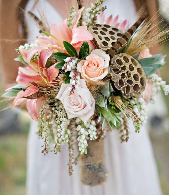 Свадьба - букет