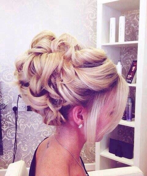 Wedding - Bridal Hair