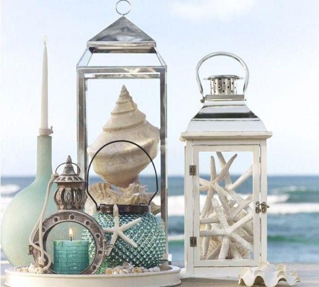 Charming Sea Side   Nautical Wedding Ideas