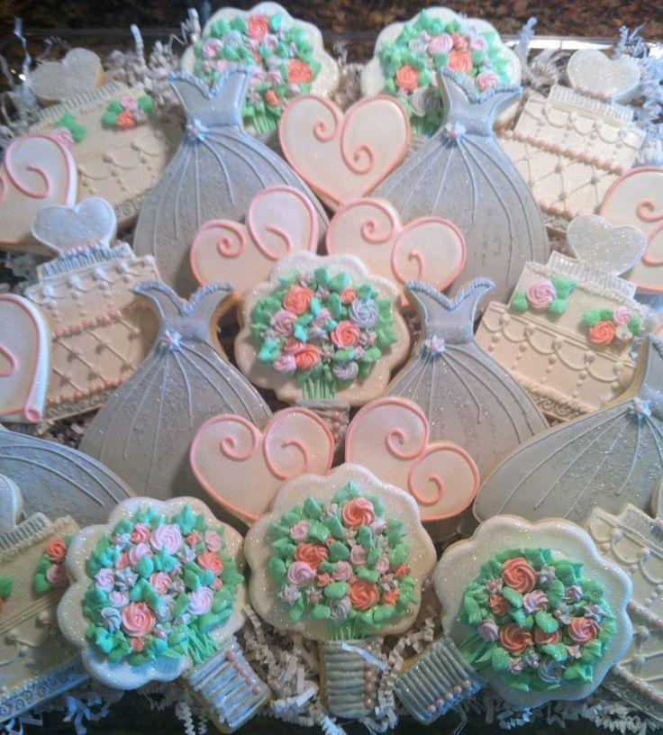 Mariage - Cookies: mariage / / engagement / / douche