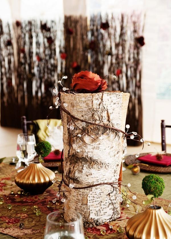 Hochzeit - Weihnachten Hochzeit Inspiration