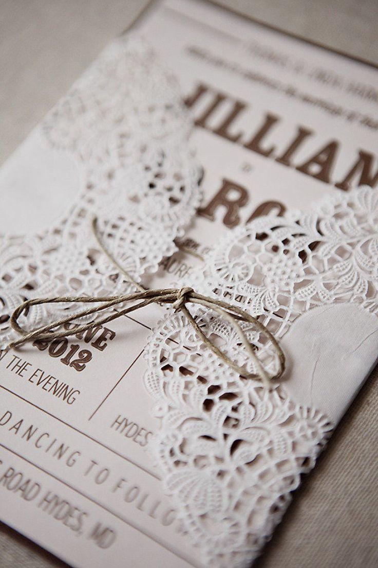 Hochzeit - Hochzeits-Einladungen