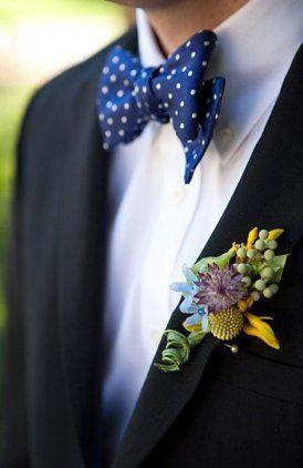 Mariage - Ladies 'Bouquets de mariage et boutonnières ❤ de A Gentleman ️