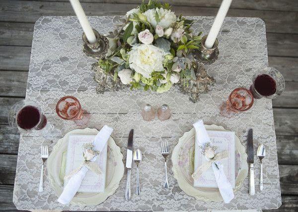 Свадьба - Потертый Шик Свадебные Идеи