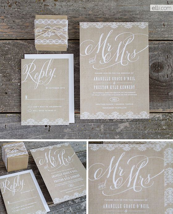 Wedding - Wedding Invites