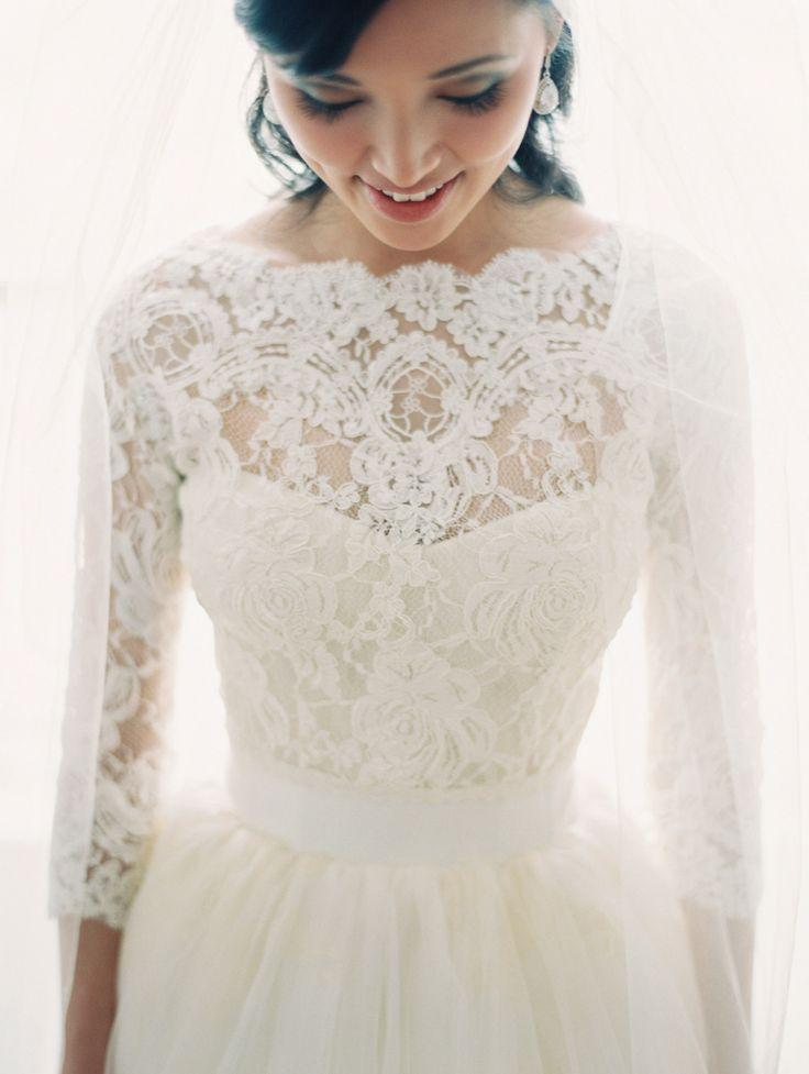 Wedding - Net Design Dress