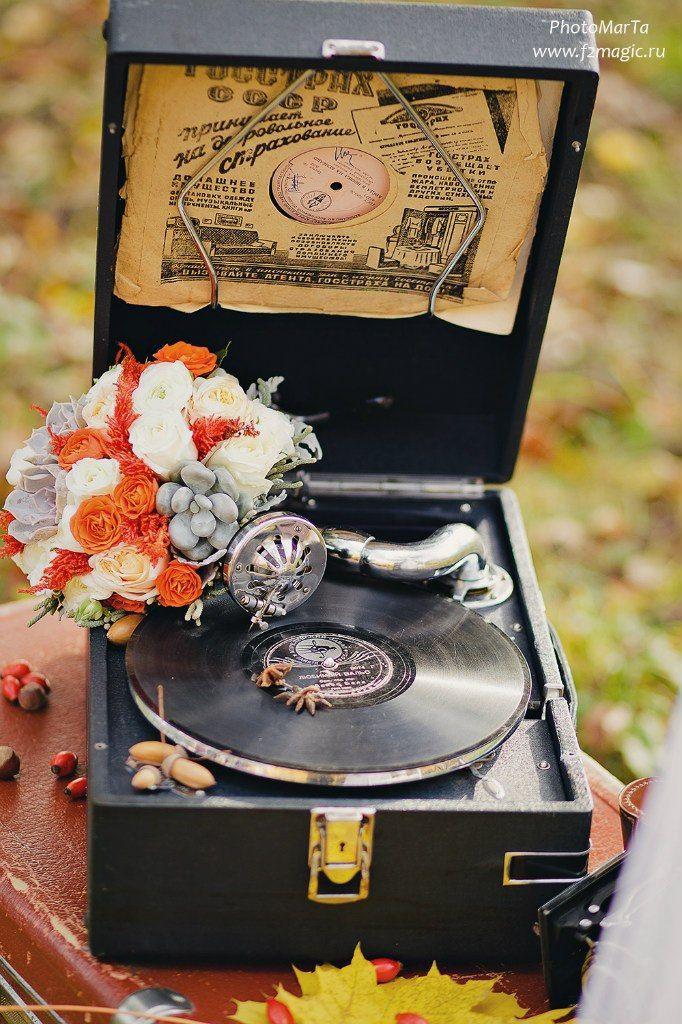 Свадьба - Ретро Свадьбы Вдохновение