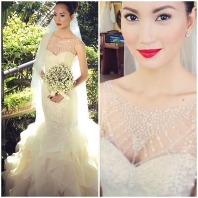 Dress - Veluz Reyes #2083806 - Weddbook