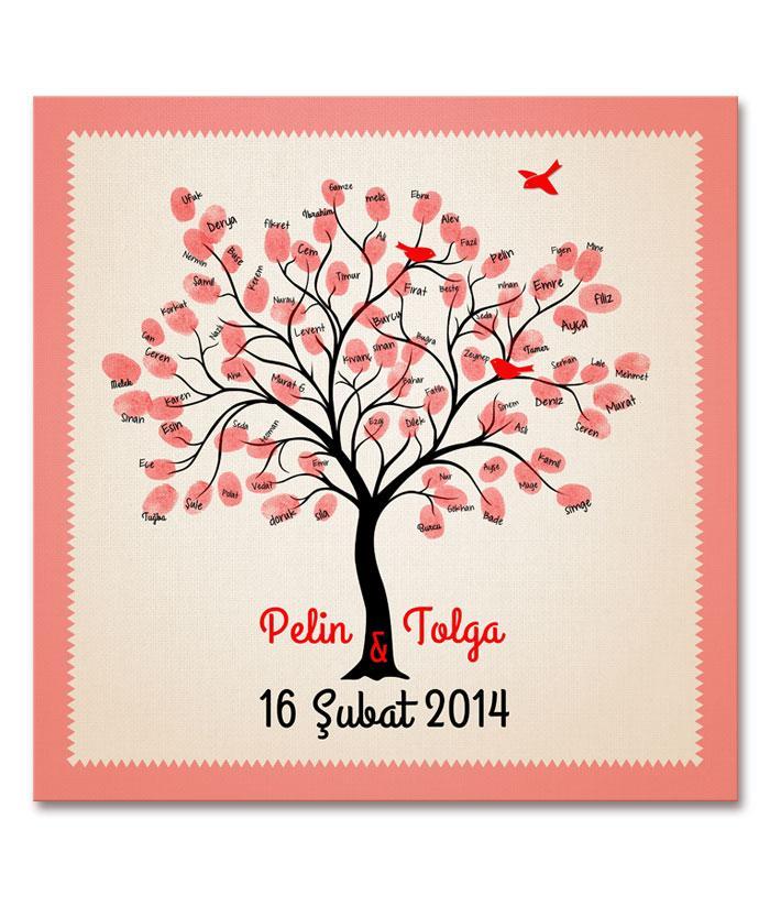 Hochzeit - Düğün Ağacı - Wedding Tree