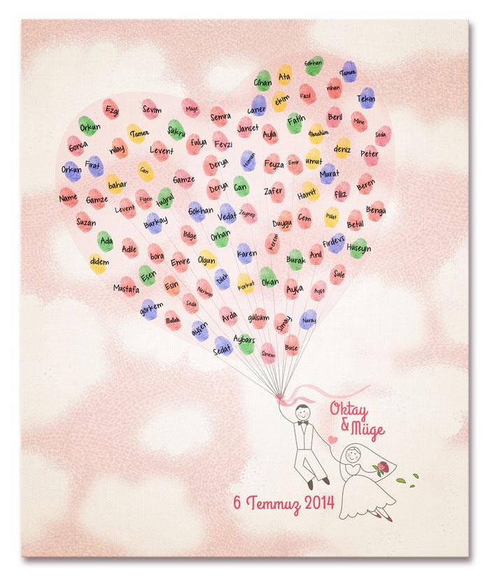 Свадьба - Düğün Ağacı - Balon Düğün Ağacı