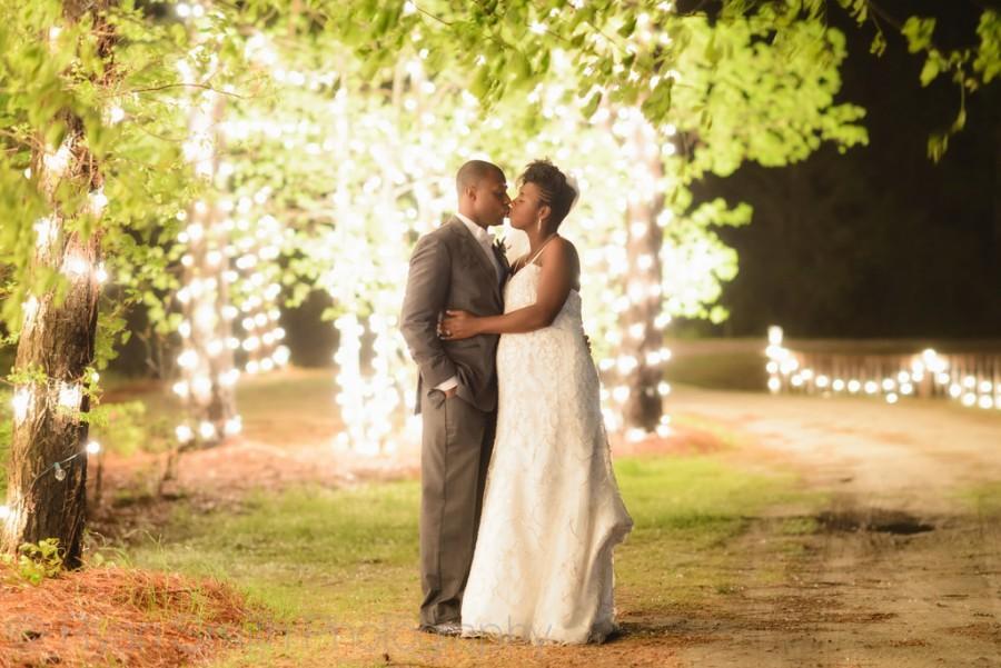 Свадьба - В Ночное Время Поцелуя После Приема