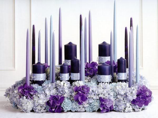 Wedding - Wedding Center Pieces