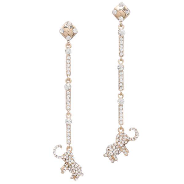 Mariage - manjira earrings