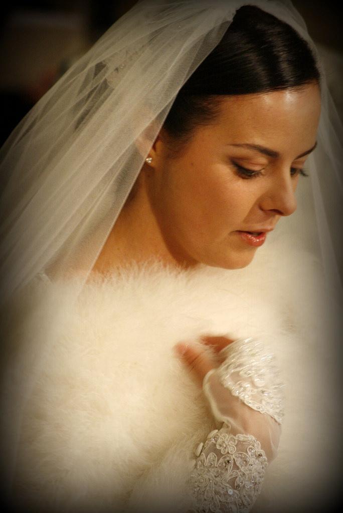 Свадьба - Сильвия E L'abito Bianco