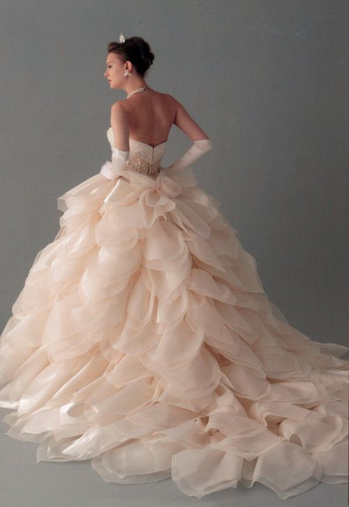 Pink Wedding Dress Dream Meaning : Wedding whimsical faery midsummer night s dream inspiration