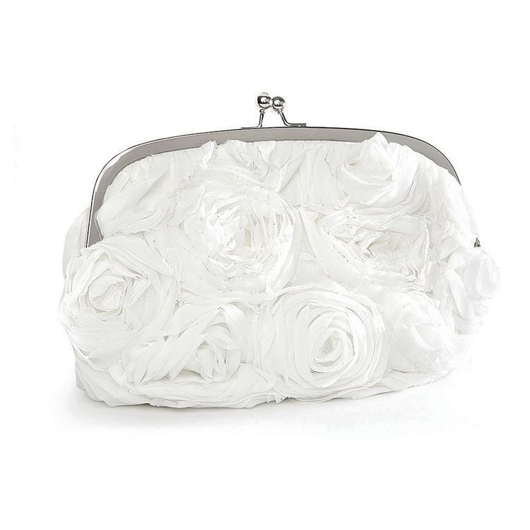 Hochzeit - Soft Floral Bag