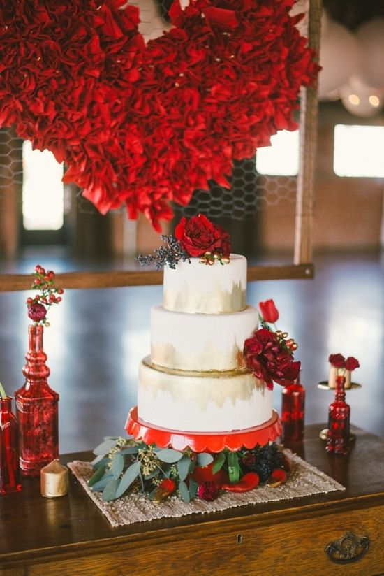 Red Wedding Red Wedding Inspiration 2085094 Weddbook