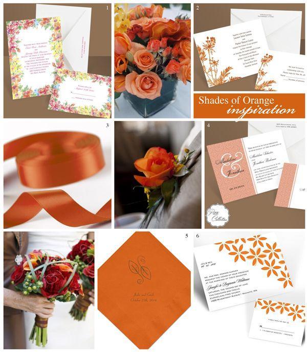 Mariage - Mariage orange