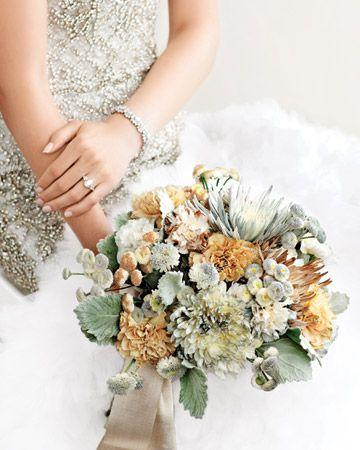 Свадьба - Букеты - Остановить И Запах Роз