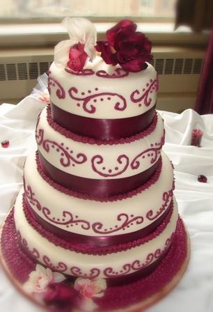 Wedding - Wedding - Red - Burgundy