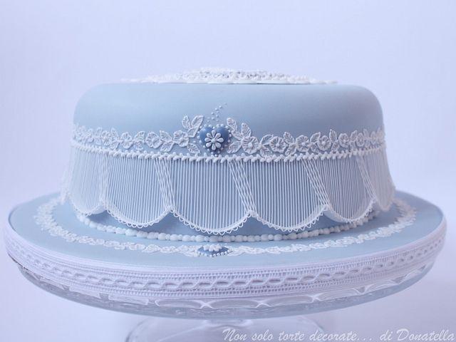 زفاف - كل الأشياء الجميلة ... كعك ....