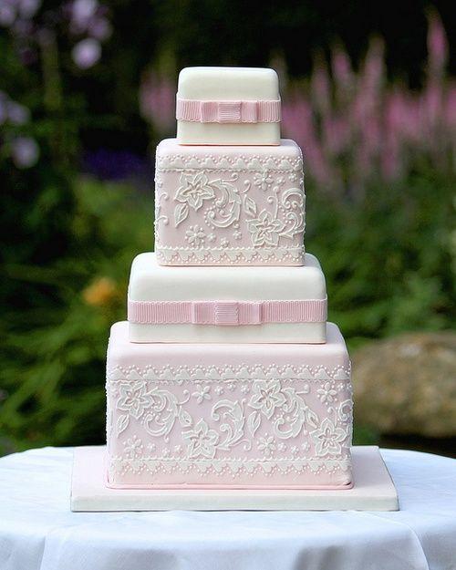 Hochzeit - Hochzeiten - Kuchen Inspirationen