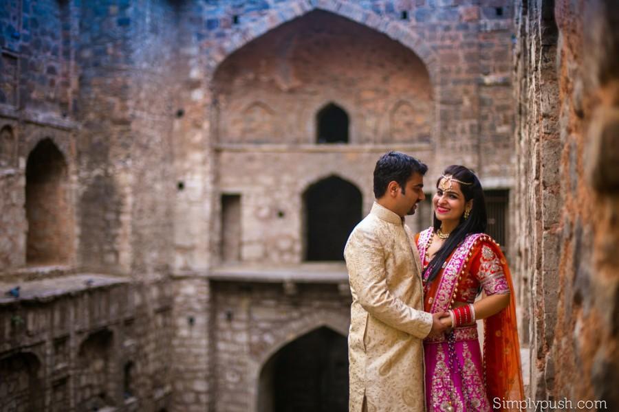 Свадьба - Simplypush Фотографии Индии Предсвадебная Стрелять