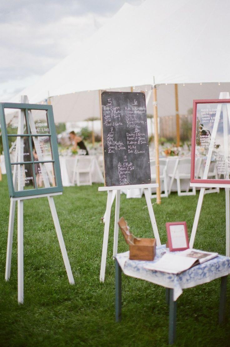 Свадьба - Таблица Планы И Эскорт-Карты