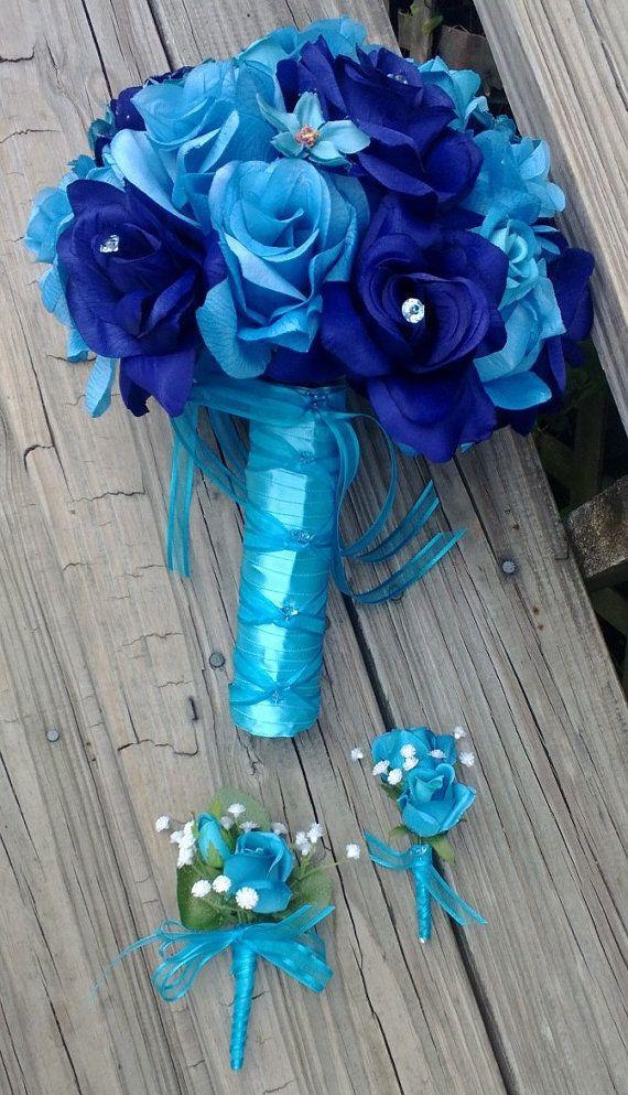 Wedding - Brilliantly Blue