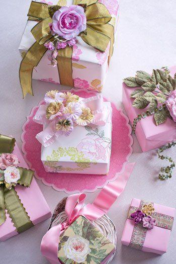 Wedding - Gift Wrapping
