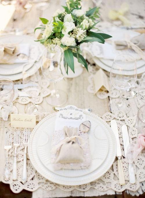 Hochzeit - Zeigen Einstellung Details
