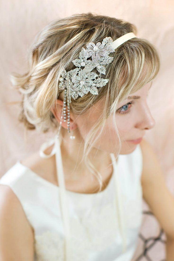 زفاف - حفلات الزفاف، العروس الشعر