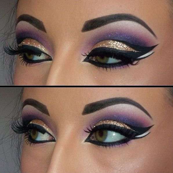 23 gorgeous eye-makeup tutorials style motivation.