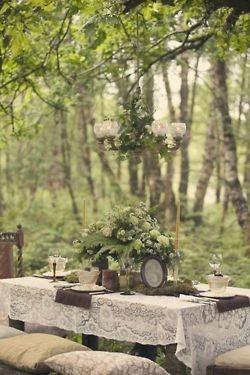 Wedding - Romantic Garden Wedding
