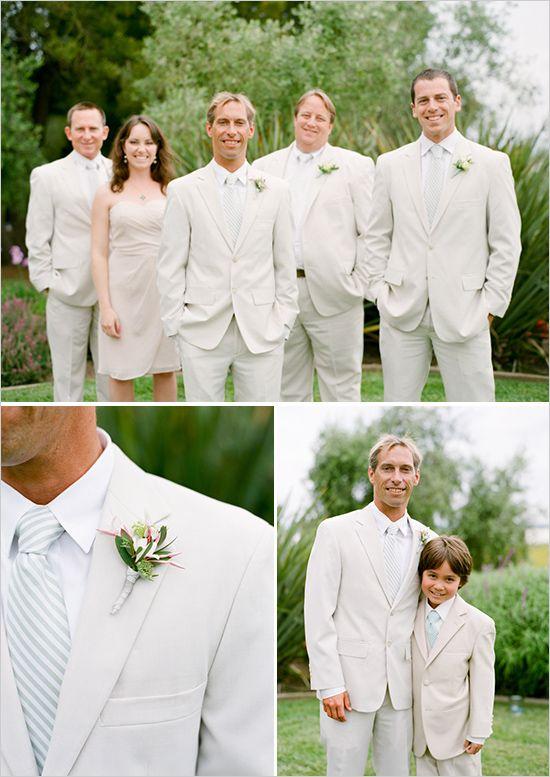 Mariage - Garçons d'honneur Glam