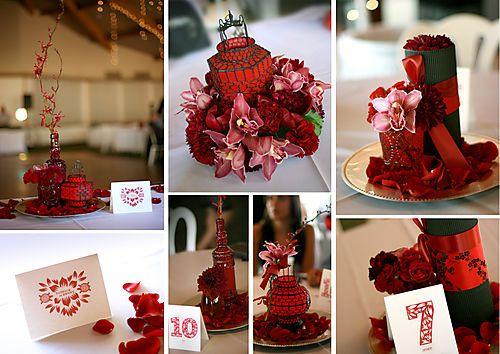 Oriental wedding bengali chinese ideas