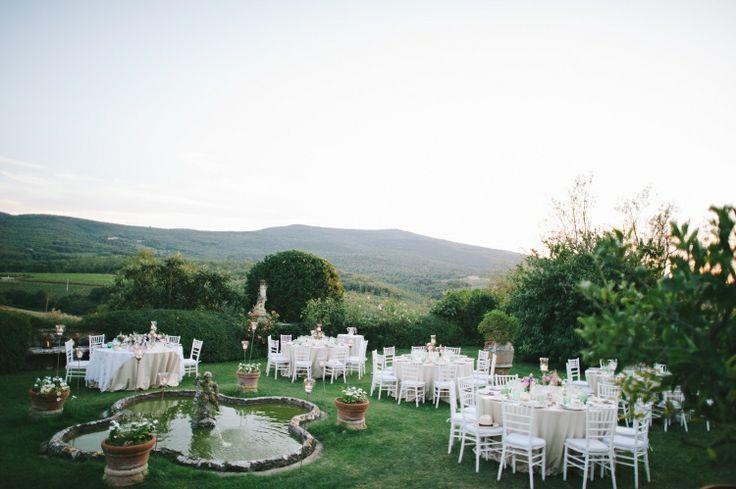 Hochzeit - Hochzeiten-Freien-Garten