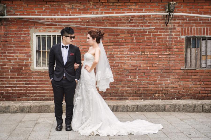Wedding - [Wedding] Red Brick Wall
