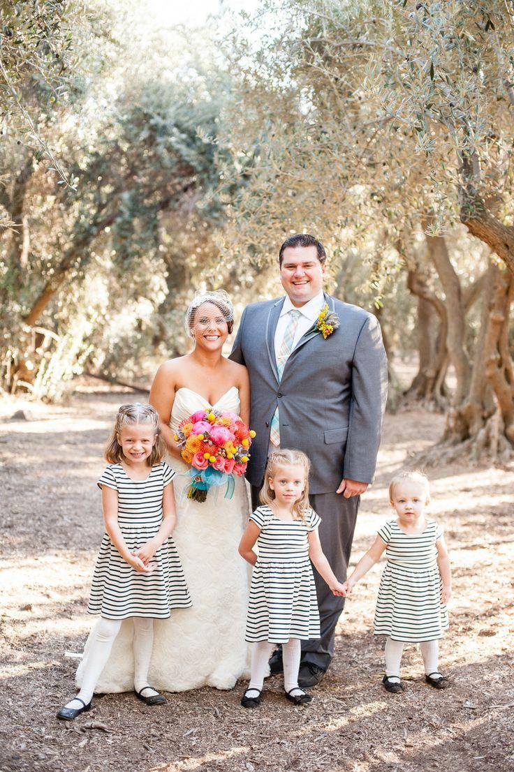 Свадьба - Цветок Девочки