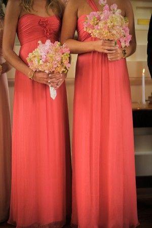 Coral Wedding - Peach Coral {Wedding} #2087919 - Weddbook