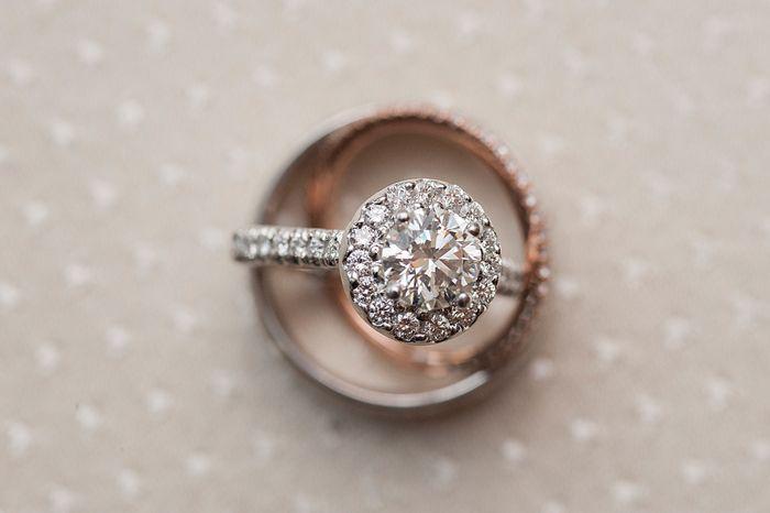 Wedding - Modern Wedding // Ring Shots